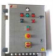 Armoire de commande Brûleur industiel - Démarrage et contrôle de flamme