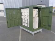 Armoire de distribution électrique