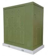 Armoire de distribution électrique sécurisée