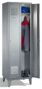 Armoire de laboratoire - Dimensions disponibles (H x L) mm : 1800 x 300 à 1200