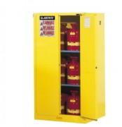 Armoire de protection de produits inflammables - Armoire avec durée de résistance au feu certifiée