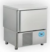 Armoire de refroidissement - Capacité de réfrigération 16 Kg - Capacité de surgélation 12 Kg