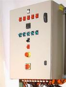 Armoire de régulation Brûleur industriel - Démarrage et contrôle de flamme - Système de régulation intégré