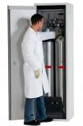 Armoire de sécurité 90 min pour bouteilles de gaz L 60 cm - Bouteilles de gaz de 2 x 50 litres