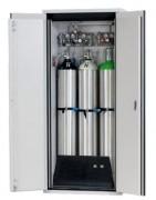 Armoire de sécurité 90 min pour bouteilles de gaz L 90 cm - Bouteille(s) de gaz de 50 litres : 3 pièce(s)