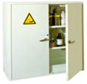 Armoire de sécurité compartiment - Dimensions extérieures (H x l x P) : 1100-1800 x 1200 x 520 mm