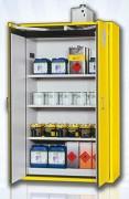 Armoire de sécurité coupe feu - Stockage de produits inflammables – Norme NF EN 14470-1