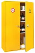 Armoire de sécurité double paroi isolée - Dimensions extérieures (HxlxP) : 1800 x 600-1200 x 520 mm