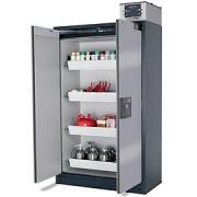 Armoire de sécurité pour produits inflammables - Stockage sécurisé de produits inflammables