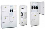 Armoire de sécurité pour produits polluants - Capacité de stockage : de 90 à 220 Litres
