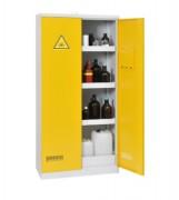 Armoire de sécurité produits inflammables - Structure acier robuste 9/10e