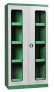 Armoire de sécurité produits phytosanitaires - Dimensions extérieure H x L x P : 1950 x 950 x 500