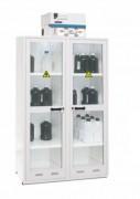 Armoire de sécurité ventilée - Dimensions ( L x H x P ) : 560 ou 1100 x 2135 x 500