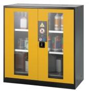 Armoire de stockage anti feu - Volume: 600 litres