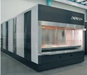 Armoire de stockage automatique - Capacité de charge maximale de la structure : 35.000 kg / 50.000 Kg
