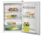Armoire de stockage positif ou négatif pour produits frais - Capacité (L) : 130