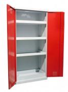 Armoire de stockage pour produit dangereux - Dimensions : 950x500x1950 mm