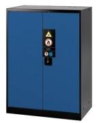 Armoire de stockage pour produits dangereux - Portes pleines  - Capacité : 465 litres