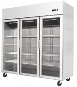Armoire de stockage réfrigérée 1200 Litres - Température : +2 / +8 °C , -2 / +8 °C , -18 / -20°C