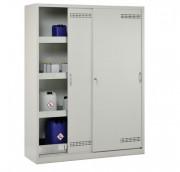 Armoire de sûreté à portes coulissantes - Capacité : 700 - 1000 L