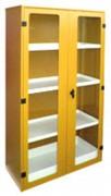 Armoire de sûreté simple paroi - Dimensions extérieures (HxlxP) : 1950 x 1100 x 500 mm