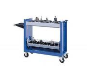 Armoire de transport de pièces - Dimensions extérieures (H  x l  x P) : 928 x 1096 x 545 mm