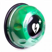 Armoire défibrillateur avec alarme et chauffage - Pour tous types de défibrillateurs du marché