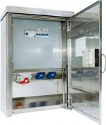 Armoire distribution électrique