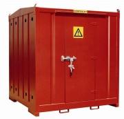 Armoire DMS avec rétention 700 litres - Capacité de rétention : 700 litres