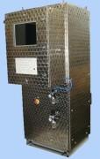 Armoire électrique en inox - Construction entièrement en inox 304
