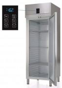 Armoire frigorifique porte vitrée et réversible - Capacité (L) : 610–  Isolation 85 mm - Certifiée ISO 9001 et ISO 14001