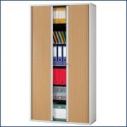 Armoire haute classement courrier| - Dimensions (LxHxP) cm : 103,6 x 194 x 40