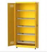 Armoire industrielle de stockage - Grande profondeur - A 5 tablettes CU 150 Kg