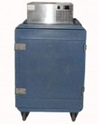 Armoire isotherme réfrigérée - Pour le transport en liaison froide positive (0+°C ; +6°C)
