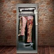 Armoire maturation viande - Dimensions extérieures : L 700 x P 750 x H 1650 mm