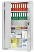 Armoire monobloc à portes pliantes h 198 - Dimensions en cm : (198x120)