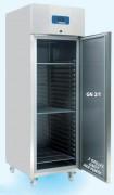 Armoire négative 429 litres - 429 litres - de -20° à -15°C - Inox - 1 porte