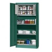 Armoire phytosanitaire Box de sécurité intégré - Armoire en acier