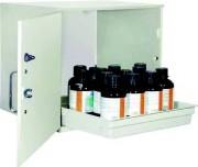 Armoire polypropylène pour produits corrosifs - En polypropylène