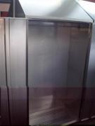 Armoire porte objets inox 2 portes