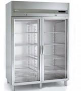 Armoire positive réfrigérée pour commerce - Dimension (L x P x H) mm : 1390 x 800 x 2125