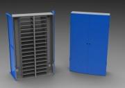 Armoire pour tablettes informatiques - Capacité : 24 tablettes