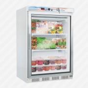 Armoire réfrigérée 200 L froid négatif - Capacité : 200 litres -Froid négatif -18 -22°C - Puissance : 360 W