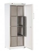 Armoire réfrigérée à casiers - Volume brut: jusqu'à 583 L - Casiers inox