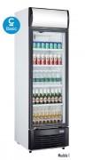 Armoire réfrigérée d'exposition - Capacité  (L) : De 197 à 388 – 1 porte