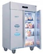 Armoire réfrigérée froid positif 2 portes - Froid positif - +2° à +8°C