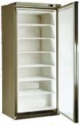 Armoire réfrigérée grande capacité 600 L - 600 L - Froid positif ou négatif - Laquée blanc ou inox