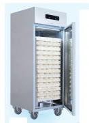 Armoire réfrigérée positive en acier inox - Froid positif -2° + 8°C - 900 Litres - Capacité : 900 L