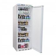 Armoire réfrigérée professionnelle froid négatif 400 L - Capacité : 400 litres - Froid négatif -18° -22°C