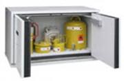 Armoire sécurité anti feu - Dimensions extérieure H x L x P : 600 X 1100 X 570